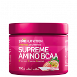 Supreme Amino BCAA, 200g, Strawberry Passion