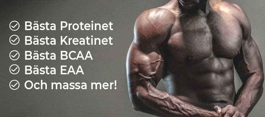 bästa protein tillskottet