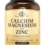 calcium magnesium plus zinc