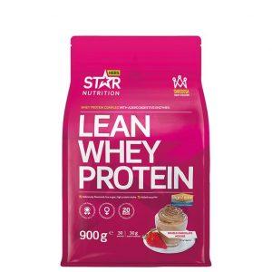 Lean Whey protein för större rumpa
