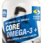 Core Omega 3 + fiskolja 330mg