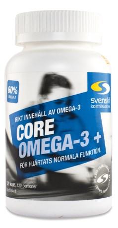 Core Omega 3 + fiskolja 330mg