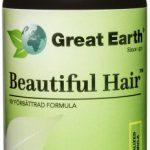 snyggt hår med tillskott great earth