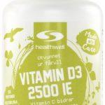 vitamin d3 2500
