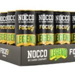 Nocco focus legend soda flak 24