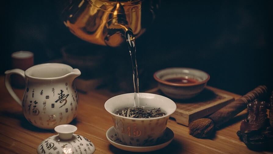 bästa grönt te