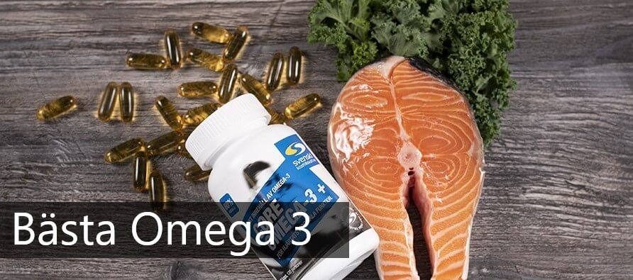 bästa omega 3 i bäst i test på tillskottsbibeln.se