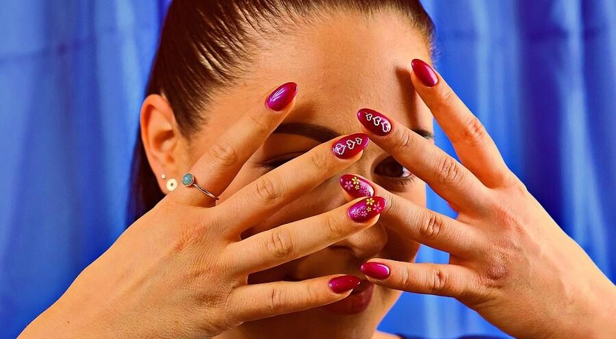 bästa lysin för hår hud naglar