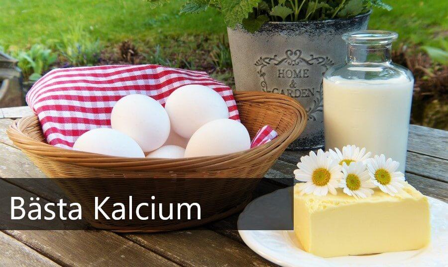 bästa kalcium för din kropp