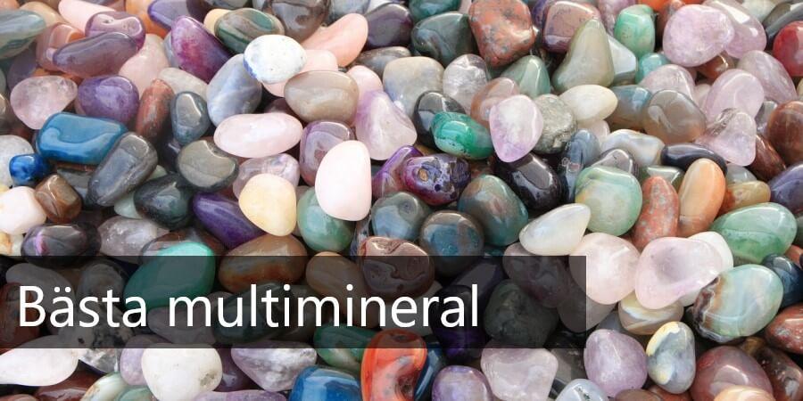 bästa multimineral