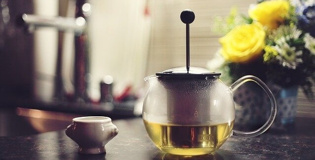 grönt te bra mot dålig sömn