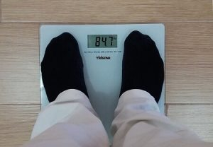 minska vikten