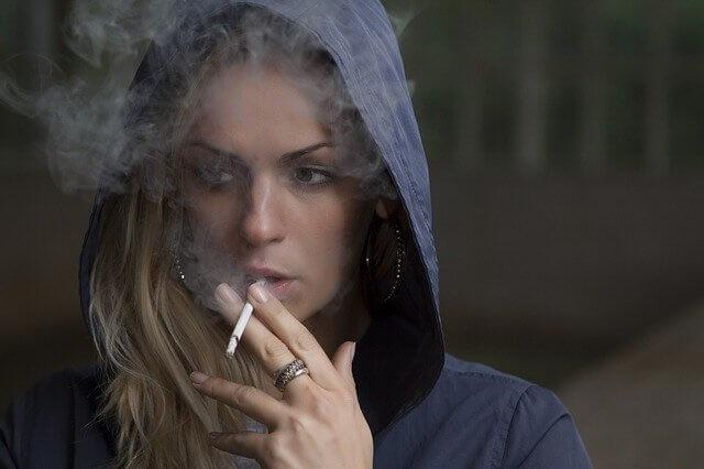 rökning ökar risken för b1 vitamin brist