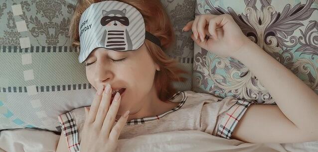 sömnproblem vid övergångsåldern