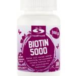 Biotin healthwell