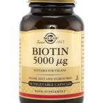 Solgar-biotine