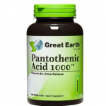 great-earth-pantothenic-acid