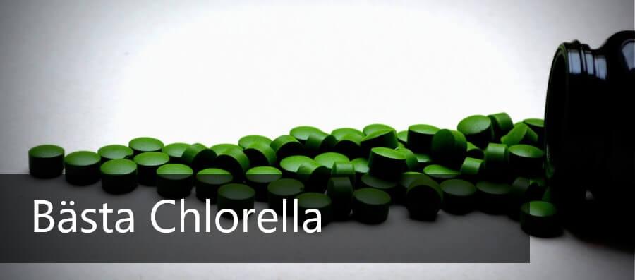 bästa chlorella