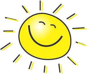 skydd mot solens skadliga strålar